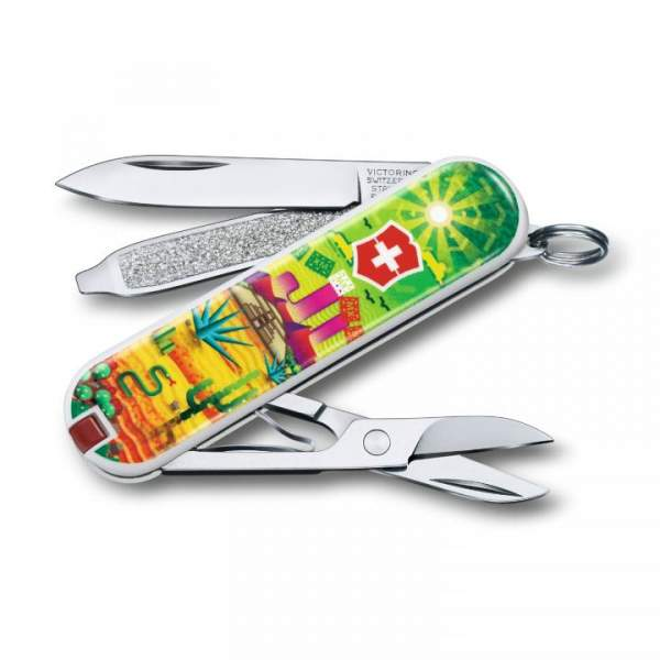 Victorinox Classic Limited 2018 - Mexican Sunset 0.6223.L1807